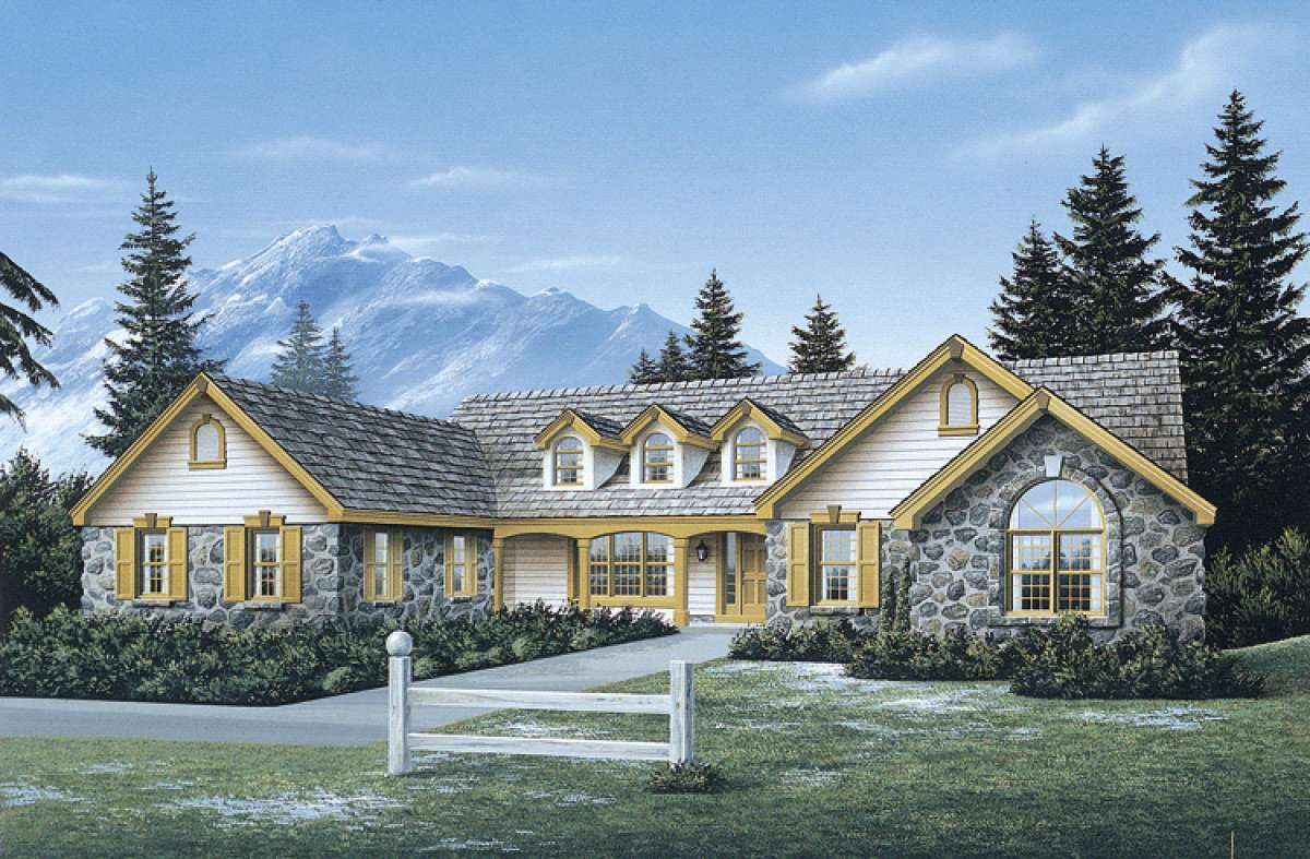 Cape Cod Plan 2 758 Square Feet 4 Bedrooms 2 5