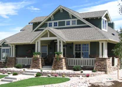 4 Bed, 3 Bath, 3339 Square Foot House Plan #5631-00023