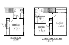 Floorplan 2 for House Plan #5631-00029