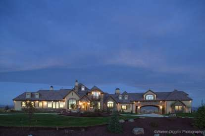 4 Bed, 4 Bath, 7615 Square Foot House Plan - #5631-00049