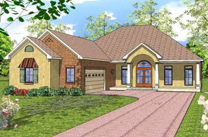 3 Bed, 2 Bath, 2202 Square Foot House Plan - #6471-00070