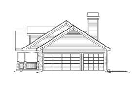 Southern House Plan #5633-00173 Additional Photo
