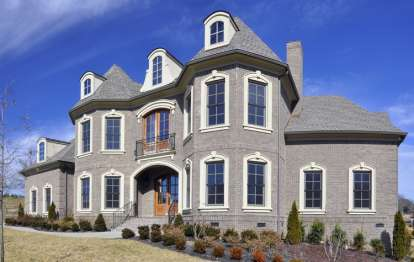 5 Bed, 5 Bath, 4990 Square Foot House Plan - #6819-00024