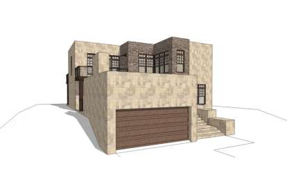 3 Bed, 2 Bath, 2271 Square Foot House Plan - #028-00071