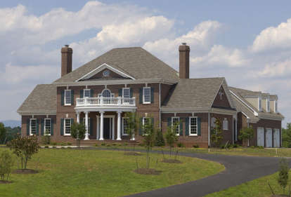 4 Bed, 4 Bath, 4489 Square Foot House Plan #7922-00003