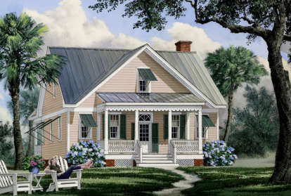4 Bed, 3 Bath, 1957 Square Foot House Plan - #7922-00053