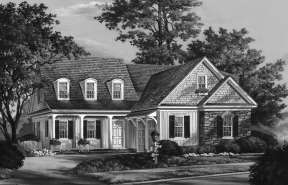 Craftsman House Plan #7922-00104 Additional Photo