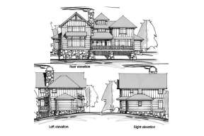 Mountain House Plan #8504-00031 Additional Photo