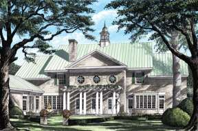 Traditional House Plan #7922-00188 Elevation Photo