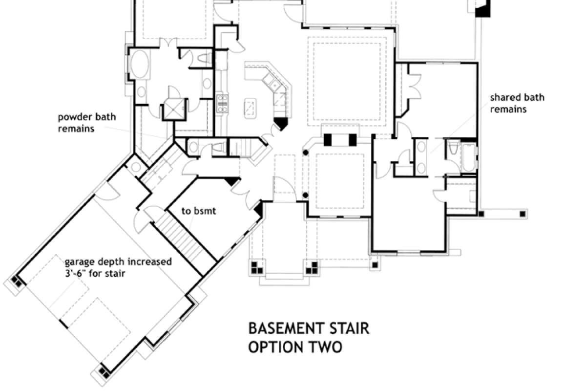 Craftsman Plan: 2,091 Square Feet, 3 Bedrooms, 2.5