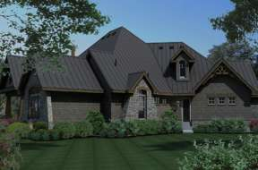 Mountain House Plan #9401-00002 Additional Photo
