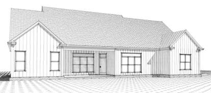 Traditional House Plan #1070-00210 Elevation Photo