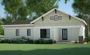 Bungalow  House Plan #7806-00013 Additional Photo