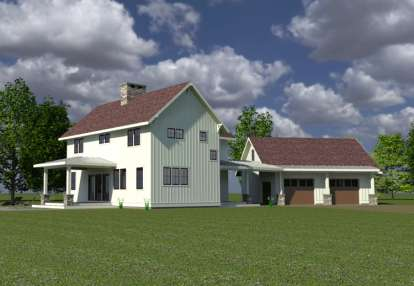 3 Bed, 2 Bath, 2278 Square Foot House Plan - #7806-00016