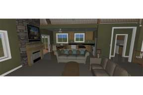 Cottage House Plan #2802-00028 Additional Photo
