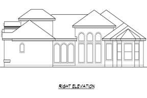 Southwest House Plan #5445-00077 Elevation Photo