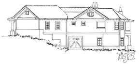 Craftsman House Plan #1907-00008 Additional Photo