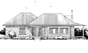 Cottage House Plan #1907-00009 Additional Photo