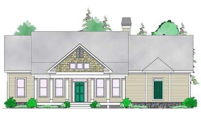 3 Bed, 2 Bath, 2730 Square Foot House Plan - #957-00060