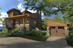Mountain House Plan #9401-00089 Additional Photo