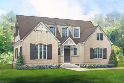 3 Bed, 2 Bath, 2198 Square Foot House Plan - #6819-00034