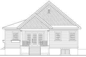 Country House Plan #034-01081 Additional Photo