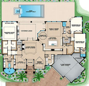 Main for House Plan #1018-00252