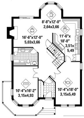 Main for House Plan #6146-00228
