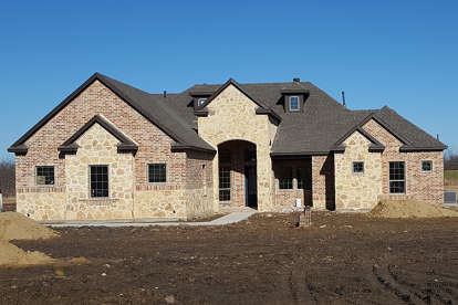 4 Bed, 4 Bath, 3895 Square Foot House Plan - #5445-00240