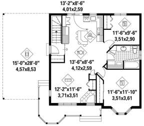 Main for House Plan #6146-00259