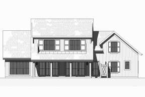 Traditional House Plan #1637-00126 Additional Photo
