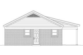 Country House Plan #940-00014 Elevation Photo