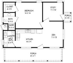 Main for House Plan #940-00014