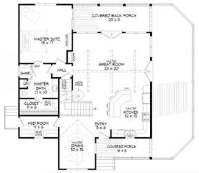 Main for House Plan #940-00015
