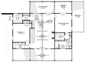 Main for House Plan #940-00018