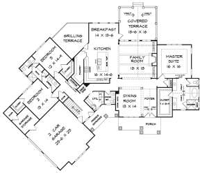 Main for House Plan #6082-00008