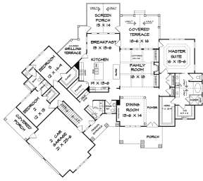 Main for House Plan #6082-00011
