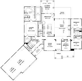 Main for House Plan #6082-00047