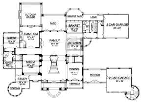 Main for House Plan #5445-00269