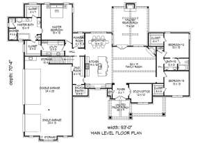 Floorplan 1 for House Plan #940-00062