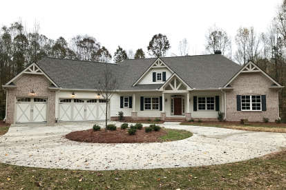 4 Bed, 2 Bath, 2834 Square Foot House Plan - #286-00077