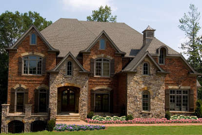 5 Bed, 5 Bath, 5855 Square Foot House Plan - #699-00097
