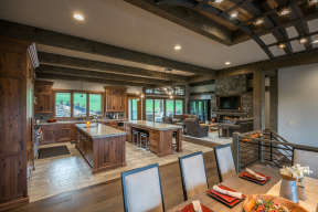 Mountain Rustic  House Plan #5631-00089 Additional Photo