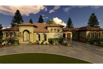 3 Bed, 2 Bath, 2676 Square Foot House Plan #963-00286