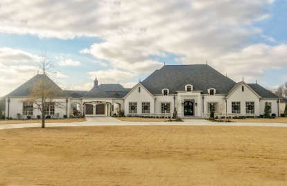 5 Bed, 5 Bath, 5695 Square Foot House Plan #8318-00082