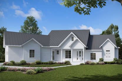 3 Bed, 2 Bath, 2510 Square Foot House Plan - #699-00100