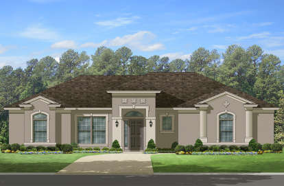 3 Bed, 2 Bath, 1775 Square Foot House Plan #3978-00123
