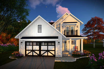 3 Bed, 2 Bath, 2178 Square Foot House Plan - #1020-00012