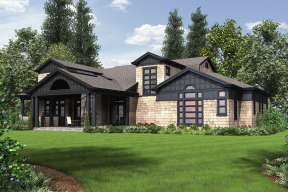 Cape Cod House Plan #2559-00785 Elevation Photo