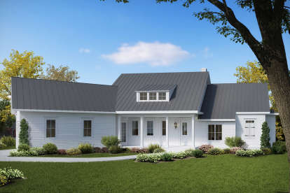 3 Bed, 2 Bath, 2510 Square Foot House Plan - #699-00119